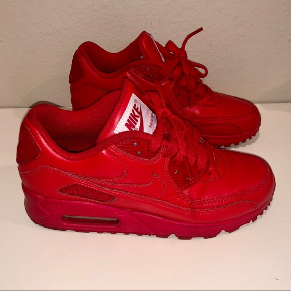 Nike Air Max 90 iD red (5)